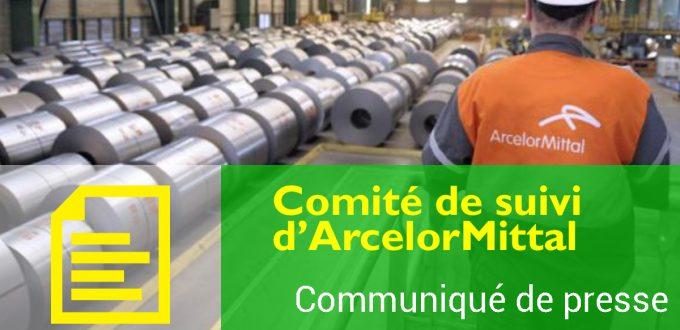 CP-comité de suivi ArcelorMittal