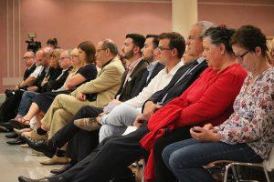 BH réunion publique hopital de hayange 7
